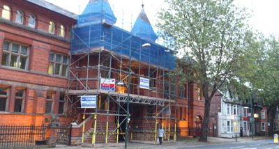 24-7 Scaffolding Services Ltd