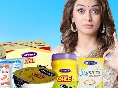 Aroma Milk Products