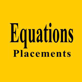 Equations Placements