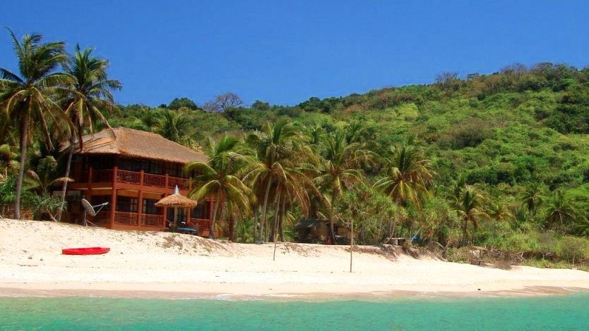 Cagdanao Island Beach Resort