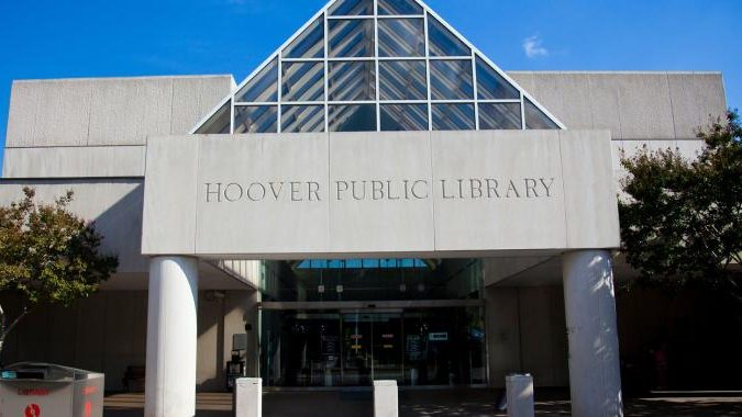 The Hoover Public Library