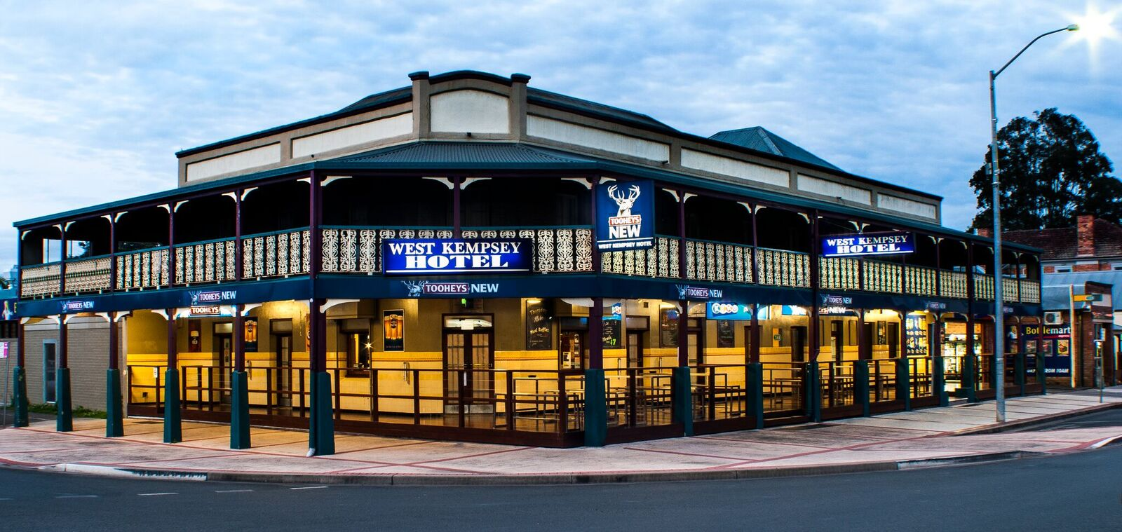 The West Kempsey Hotel