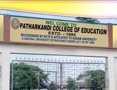 Patharkandi College of Education
