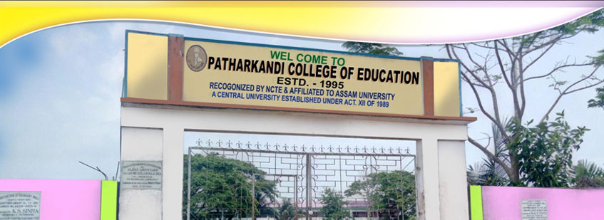 Patharkandi College of Education