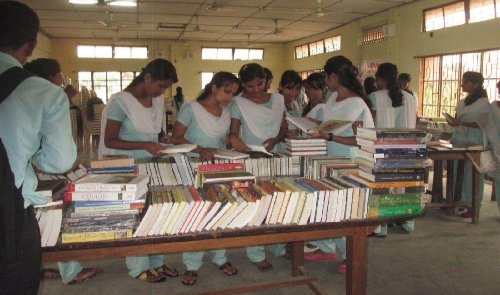Radhamadhab College