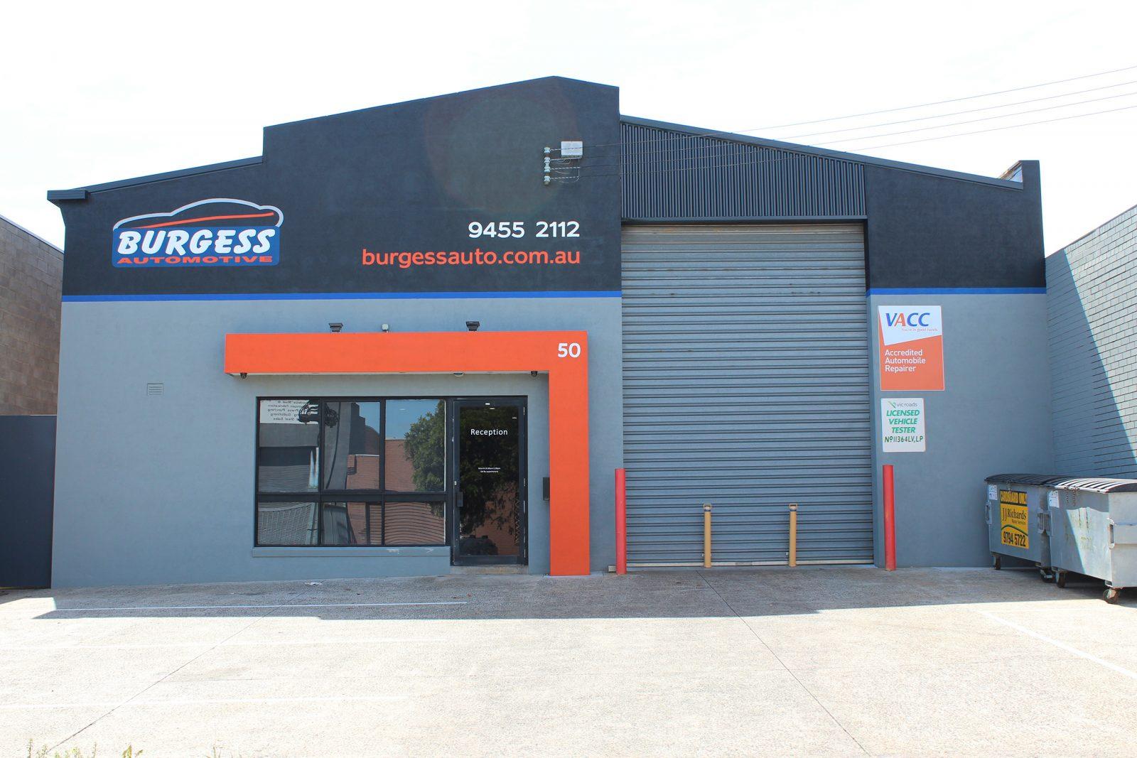 Burgess Automotive Pty Ltd