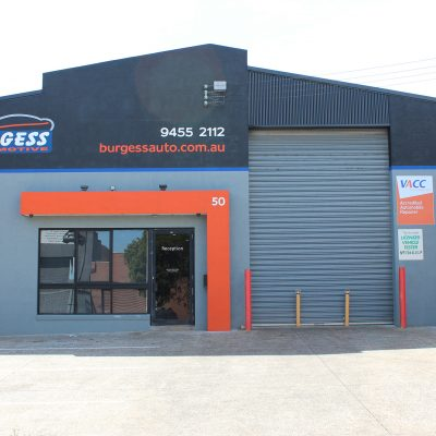 Burgess Automotive Pty Ltd