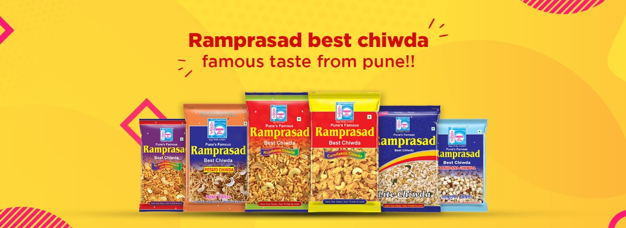 Ramprasad Best Chiwda