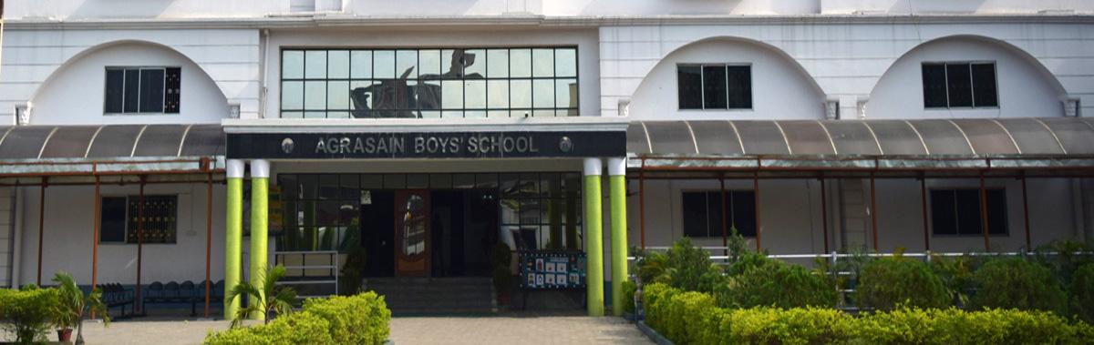 Agrasain Boy's School