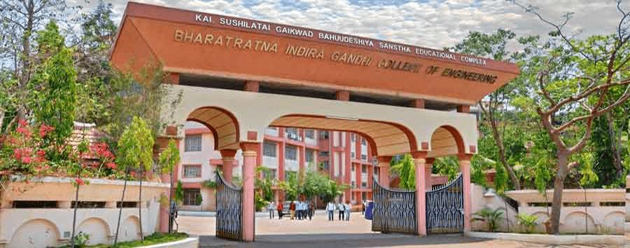 Bharat Ratna Indira Gandhi College of Engineering, Kegaon