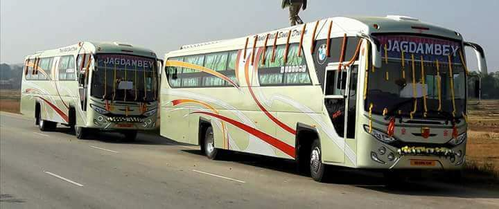 Jai Jagdambay Bus