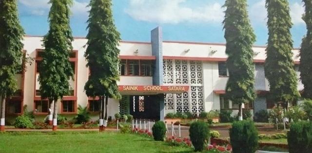 Sainik School, Satara