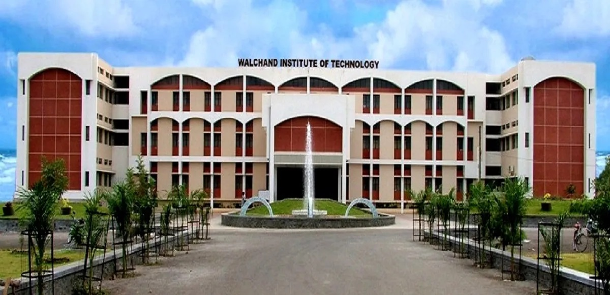 Walchand Institute of Technology, Solapur