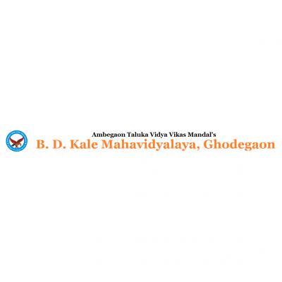 B.D.Kale Mahavidhyalaya, Ghodegoan