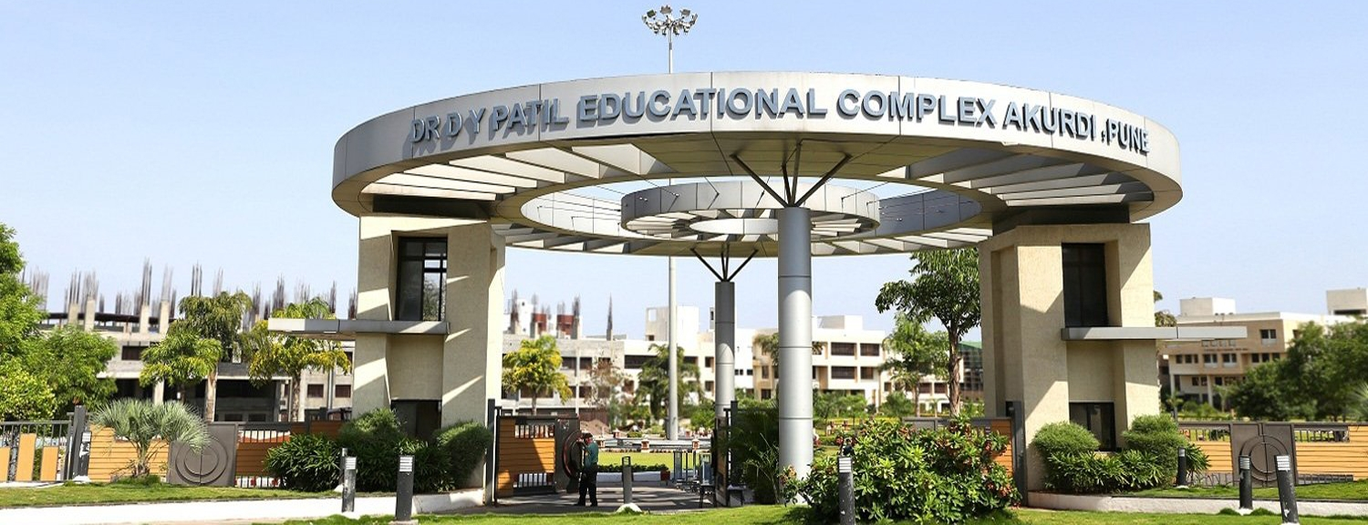 Dr. D. Y. Patil Institute of Master of Computer Applications and Management, Akurdi