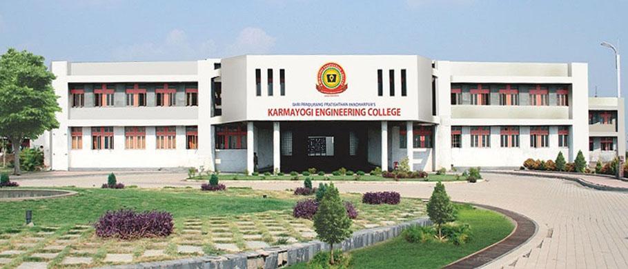 Karmayogi Engineering College, Shelve
