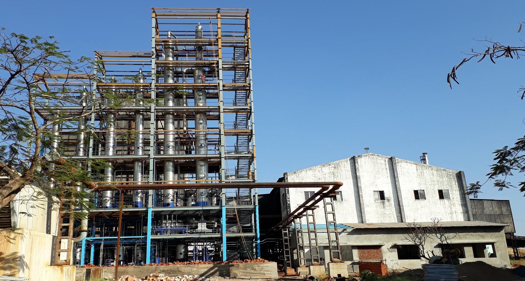 S.S.Ekboote Construction