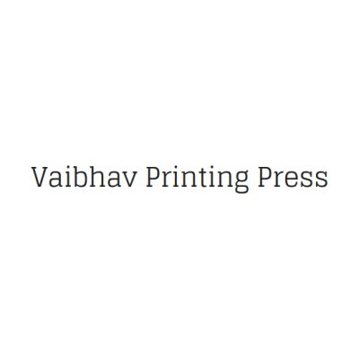 Vaibhav Printing Press