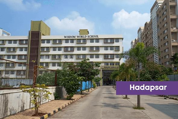 Wisdom World School, Hadapsar