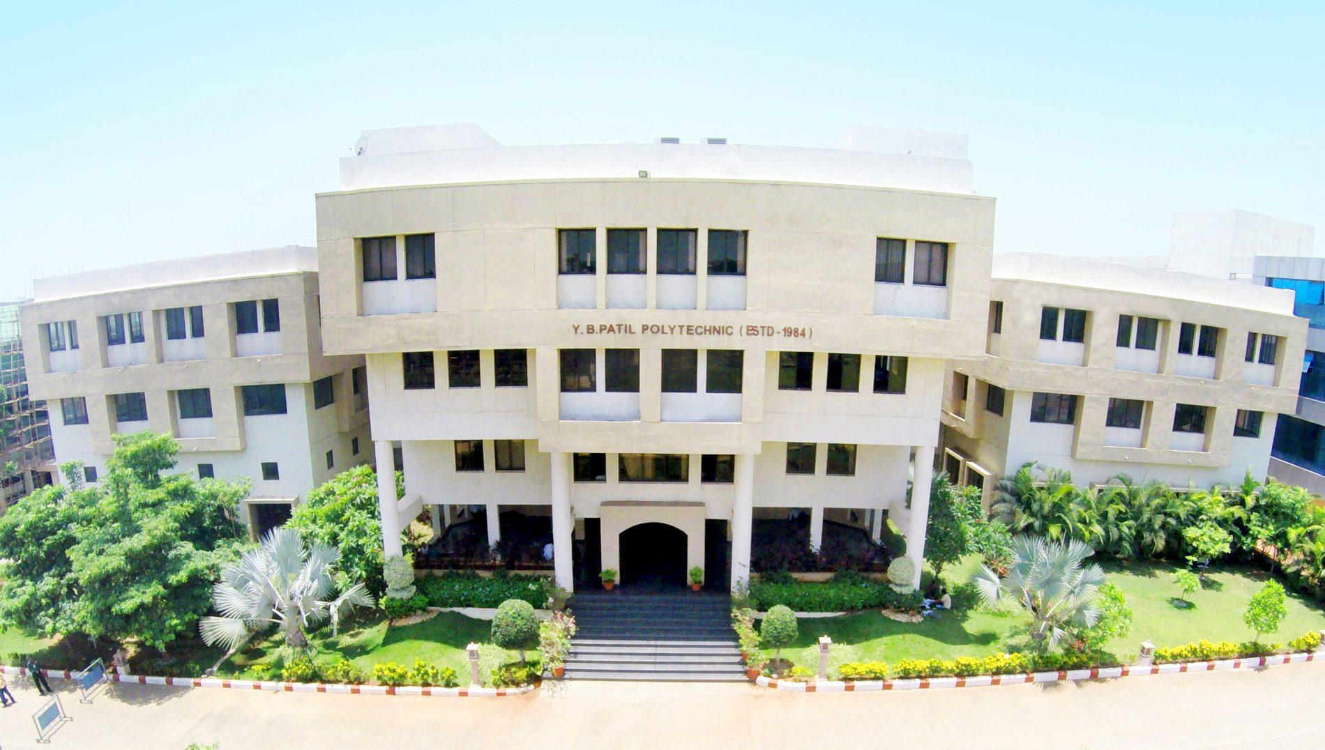 Y. B. Patil Polytechnic College, Akurdi