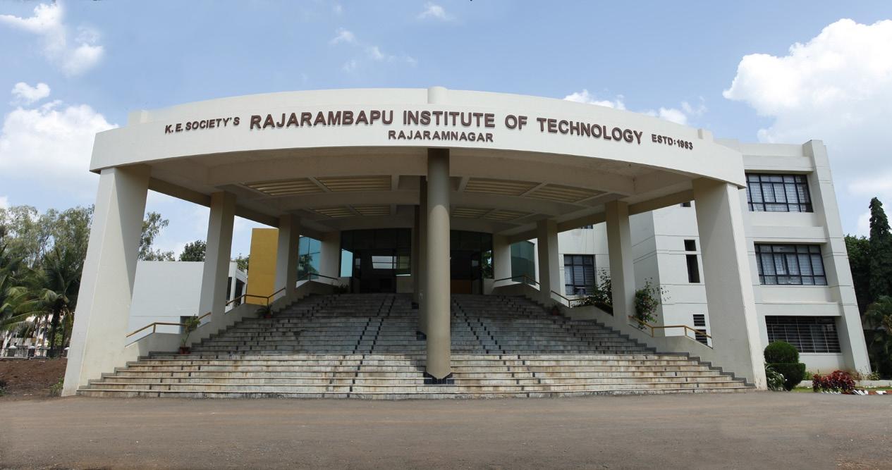 Rajarambapu Institute of Technology, Rajaramnagar