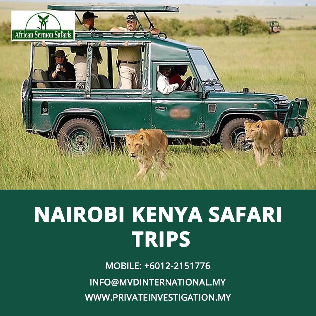 African Sermon Safaris