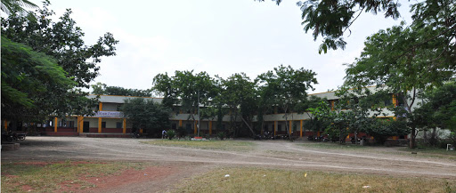 Anandrao Dhonde Alias Babaji Arts, Commerce and Science College