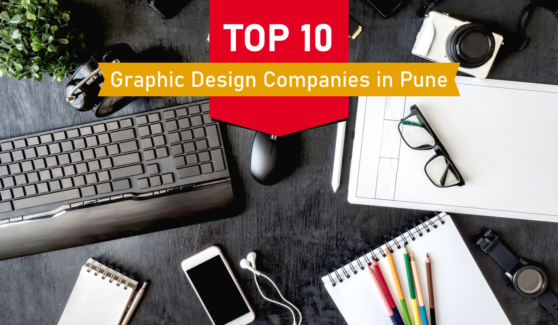 Top 10 Graphic Design Companies in Pune