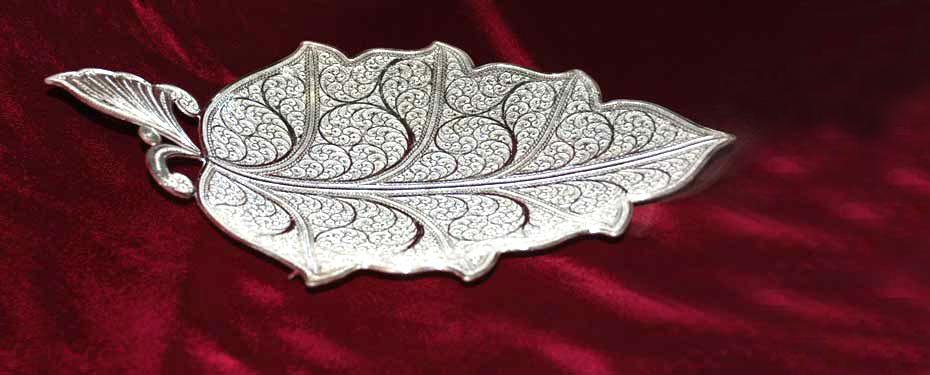 Chandana Silver Filigree
