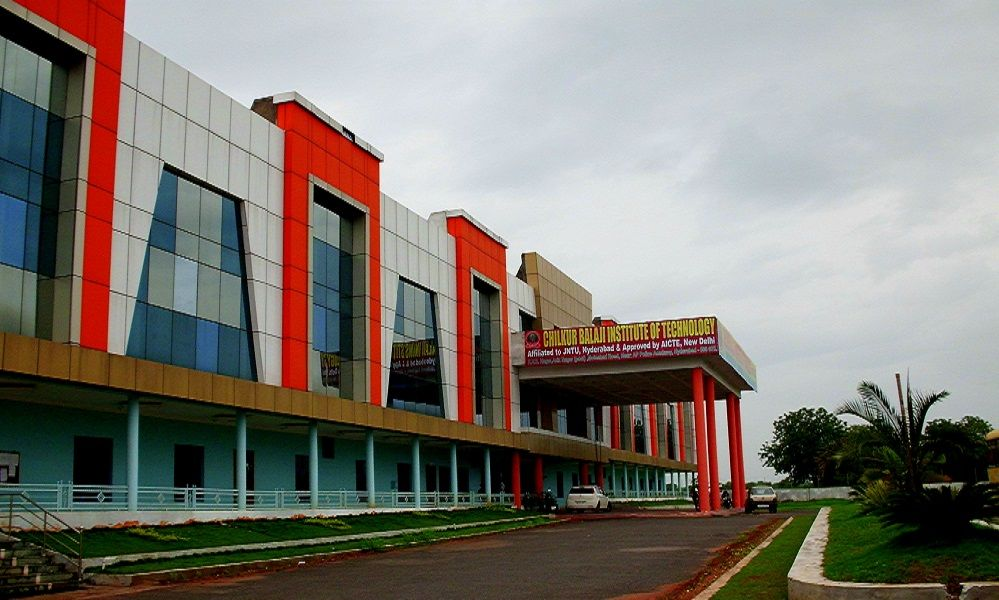 Chilkur Balaji Institute Of Technology