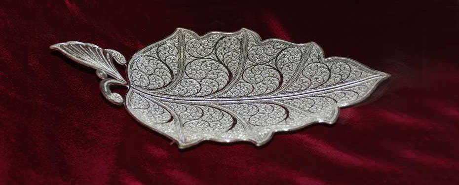 Kala Karimnagar Silver Filigree Handierafls