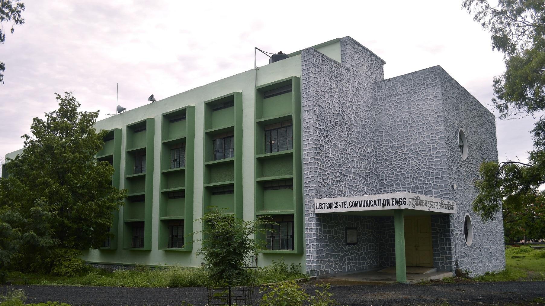Shri Tulja Bhavani College of Engineering