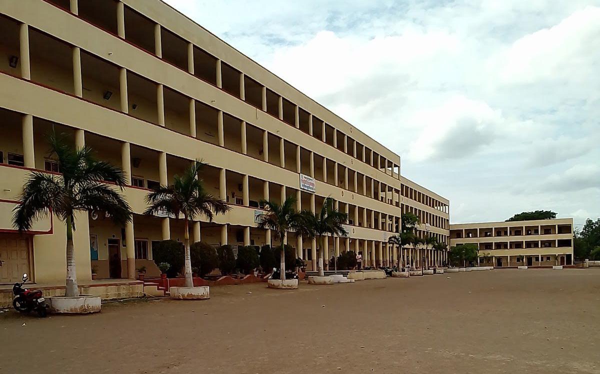 Shri. Veertapasvi Channaveer Shivacharya B.Ed. College