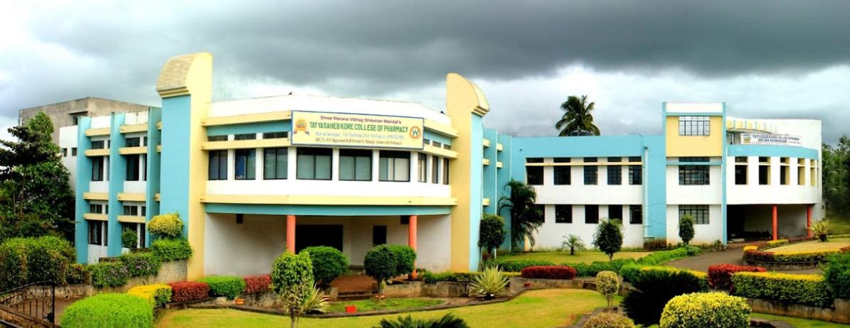 Tatyasaheb Kore College of Pharmacy