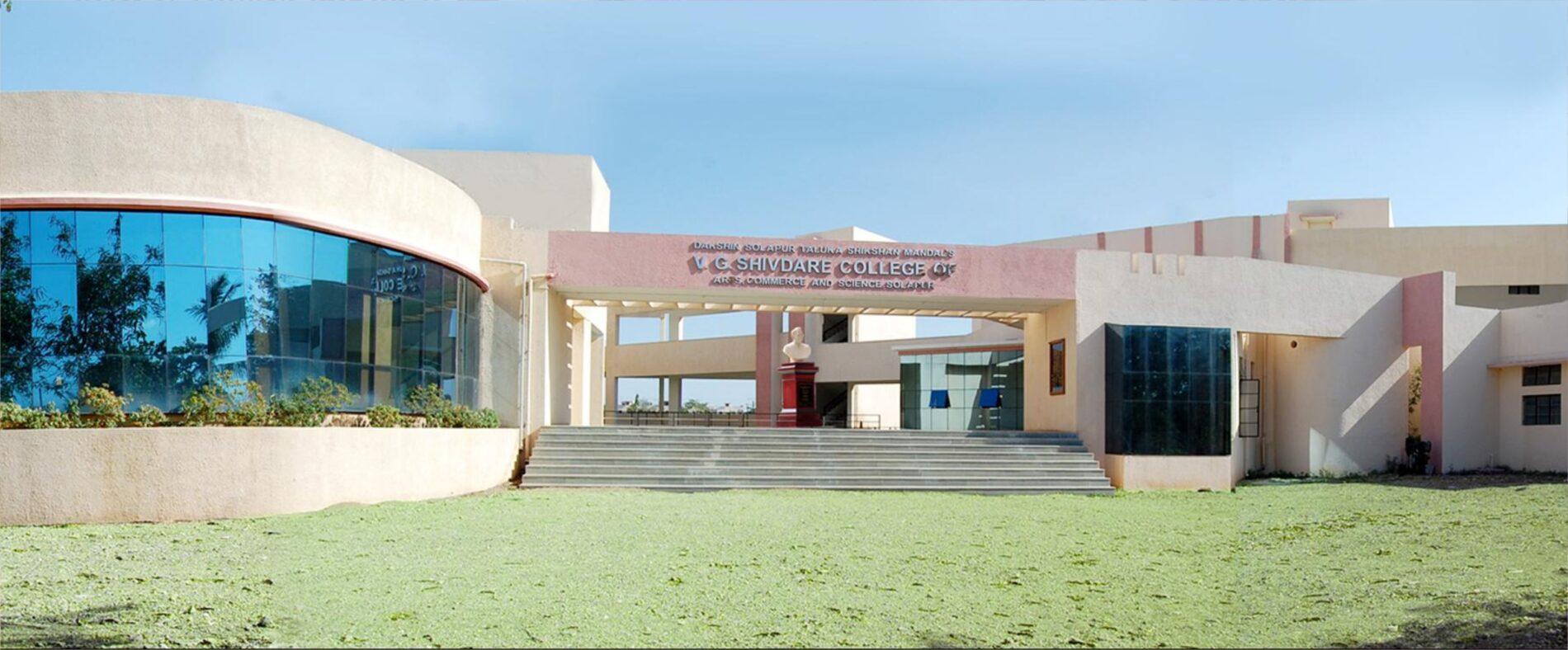 V. G. Shivdare College of Arts , Commerce & Science