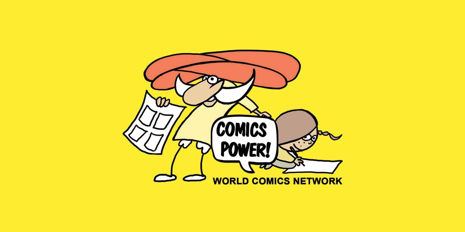 World Comics India