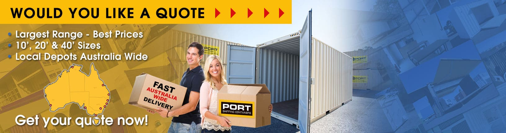 Port Shipping Containers Pty Ltd