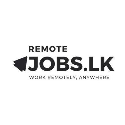 Remotejobs.lk
